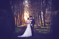 Ellie and Terry - Port Lympne Mansion Hotel, Kent